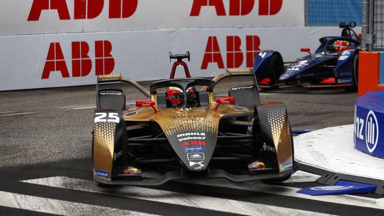 Късметът донесе победата на Верн в първото състезание от Формула Е в Рим