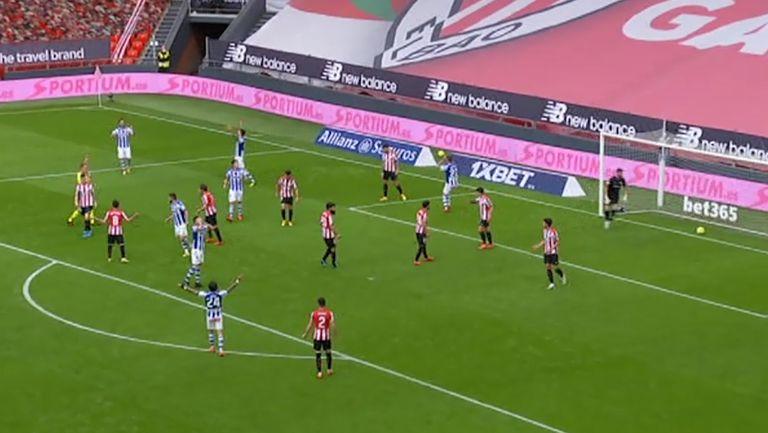 Атлетик Билбао - Алавес 0:0