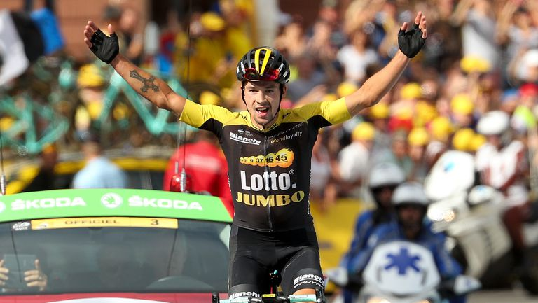 Роглич спечели колоездачната обиколка на Страната на баските