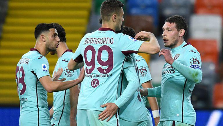 Удинезе - Торино 0:1