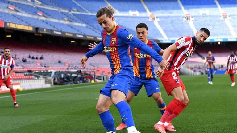 """Слабото място на Барселона този сезон е """"Камп Ноу"""""""