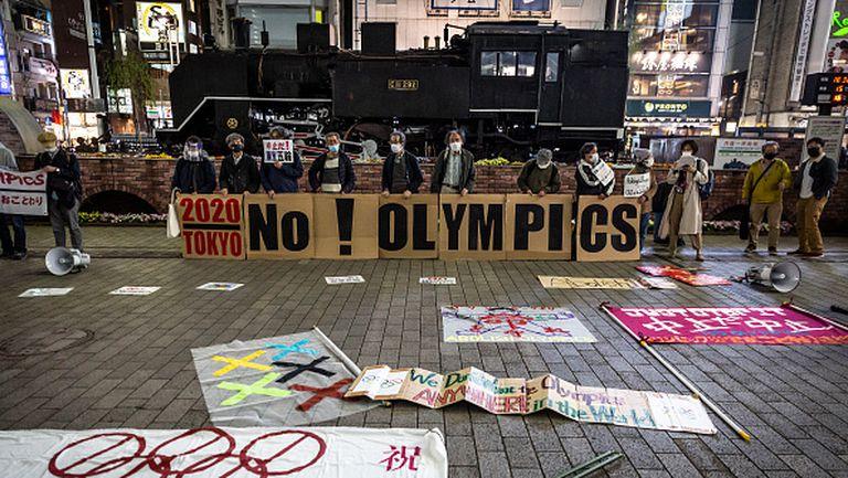 60 процента от японското население е за отмяна на Олимпиадата