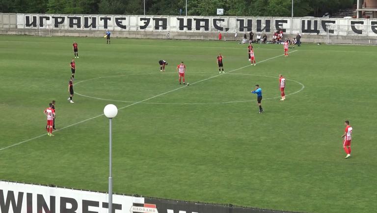 (U19) Локомотив (Пловдив) - Царско село 3:1