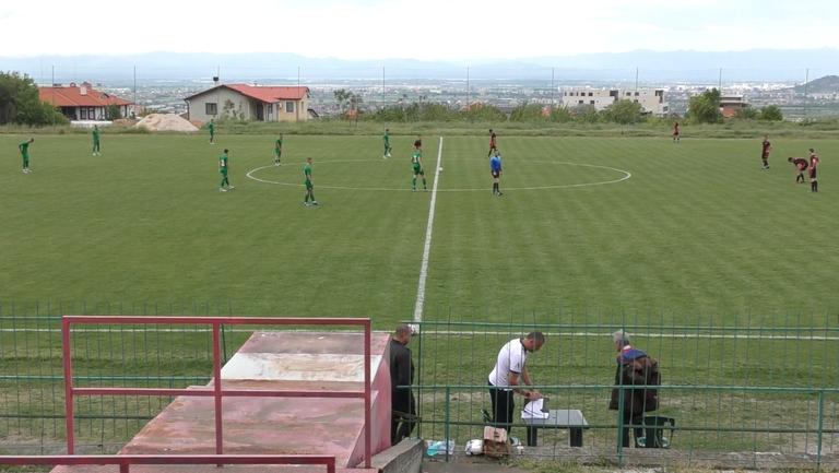 (U19) Сокол (Марково) - Лудогорец 0:1