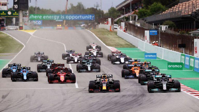 Един случай на COVID-19по време на ГП наИспания във Формула 1