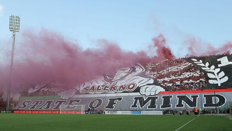"""Салернитана се завърна в Серия """"А"""" след 23 години"""