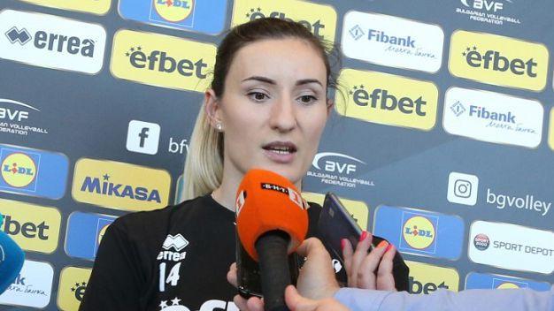 Емилия Димитрова: Да се обединим и да покажем какво можем (видео)