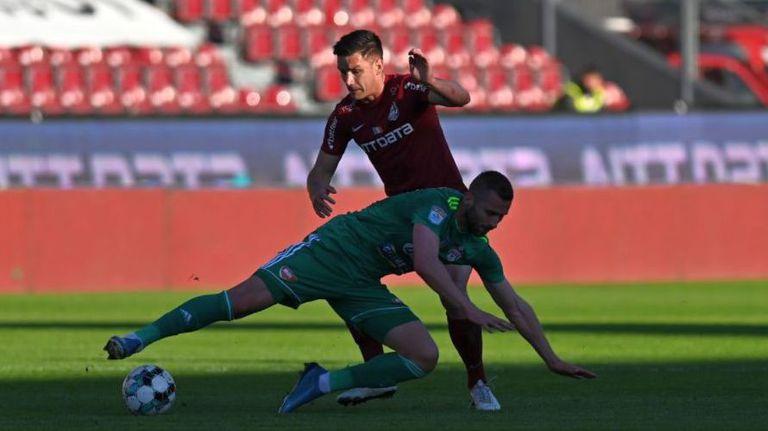 Сепси изненада водача ЧФР Клуж, Димитров не игра