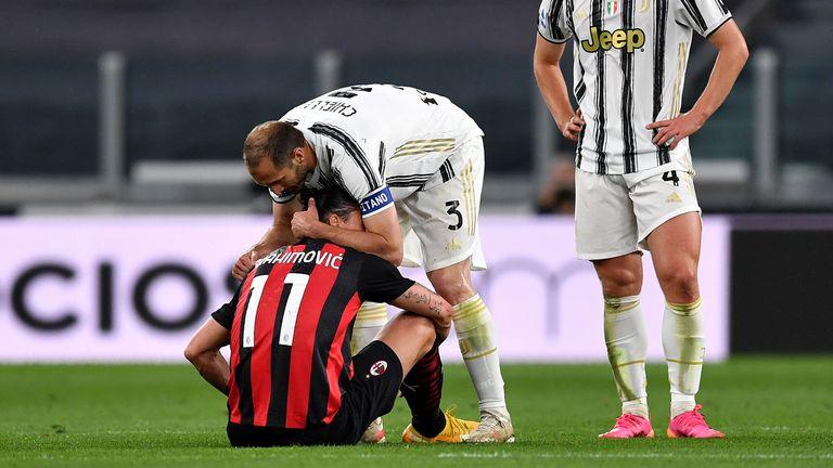 Милан губи Златан за важните битки в края на сезона?