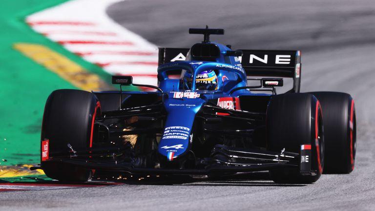 Фернандо Алонсо очаква най-доброто си класиране да дойде в Монако