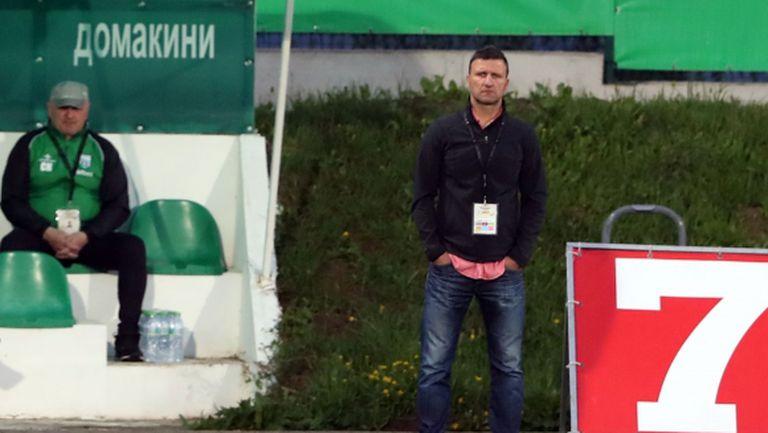 Костадин Ангелов: Допуснахме лесни голове