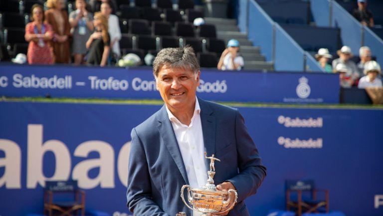 Тони Надал: Ще се радвам да работя с Джокович