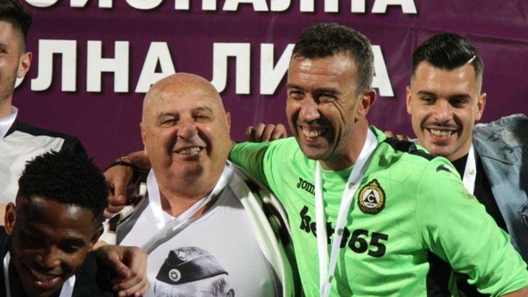 Георги Петков съсипа Синя България! Голям триумф на Славия, кошмарът на Левски няма край (видео+галерия)