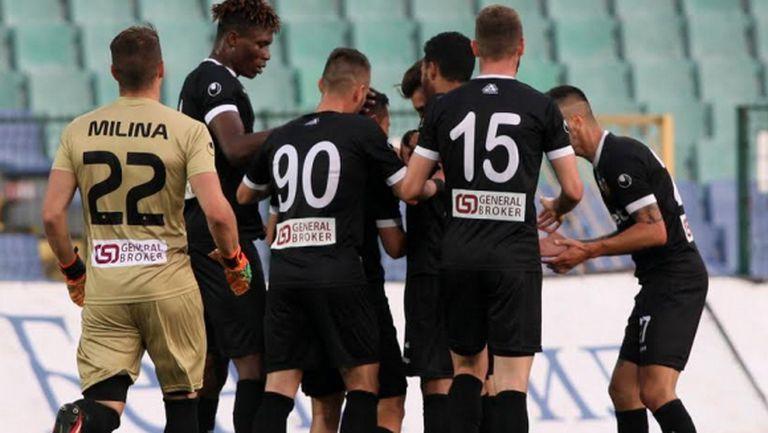 Локо (Пловдив) разби с три гола носителя на Купата по пътя към Европа (видео)