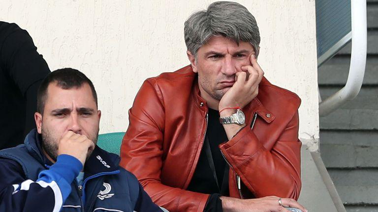 Ивайло Петков ще помага със селекцията в Арда
