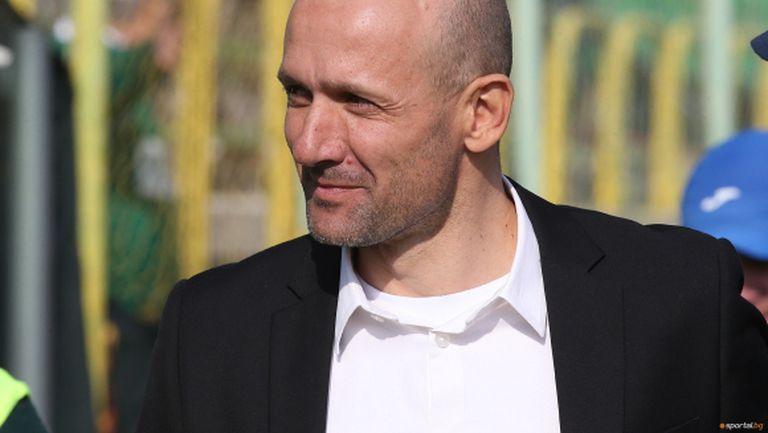 Радуканов: Гонзо има най-добрите футболисти в България, но моите не отстъпват
