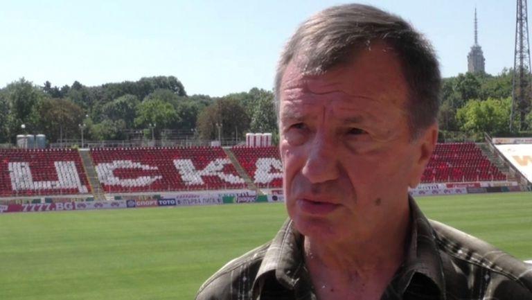 Легендата Димитър Марашлиев: ЦСКА е всичко за мен!