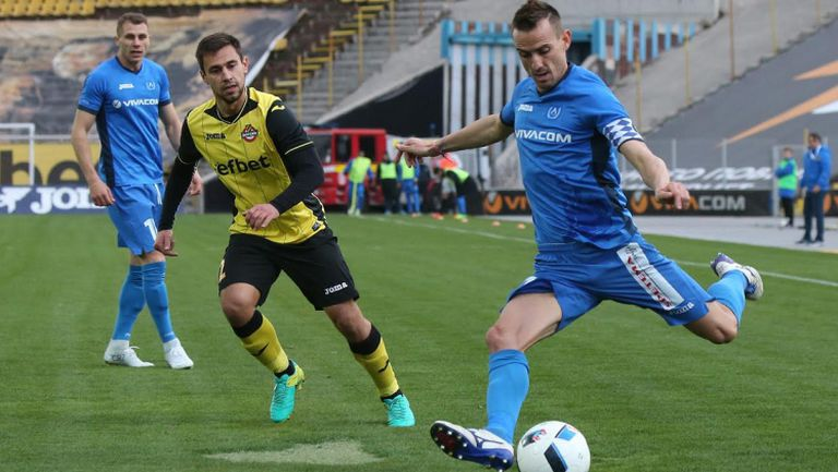 Левски - Ботев (Пловдив) 2:0