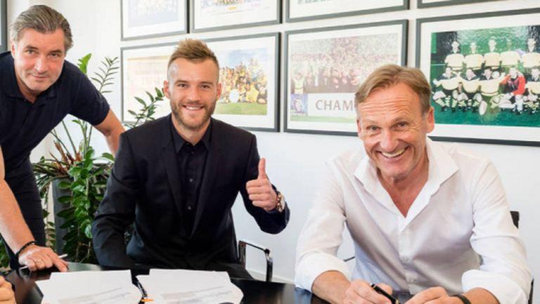 Официално: Борусия (Дортмунд) купи заместник на Усман