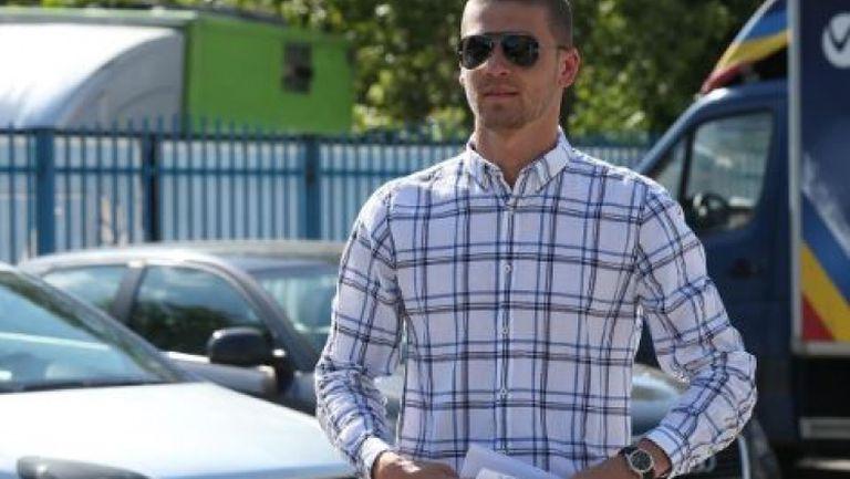 Георги Ангелов се завърна в Левски