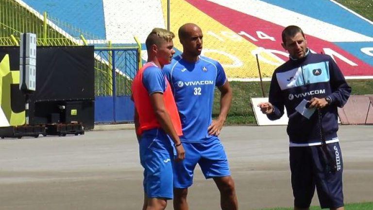 Обертан: Левски може да стане шампион
