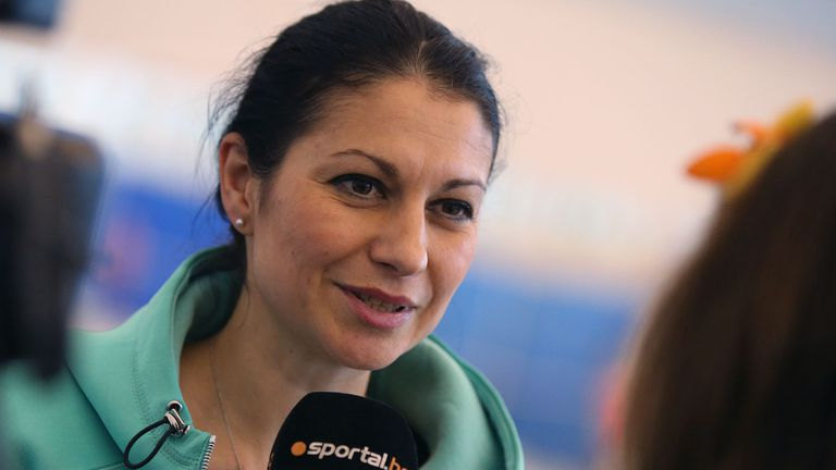 Бранимира Маркова: Много се гордея с Боряна Калейн