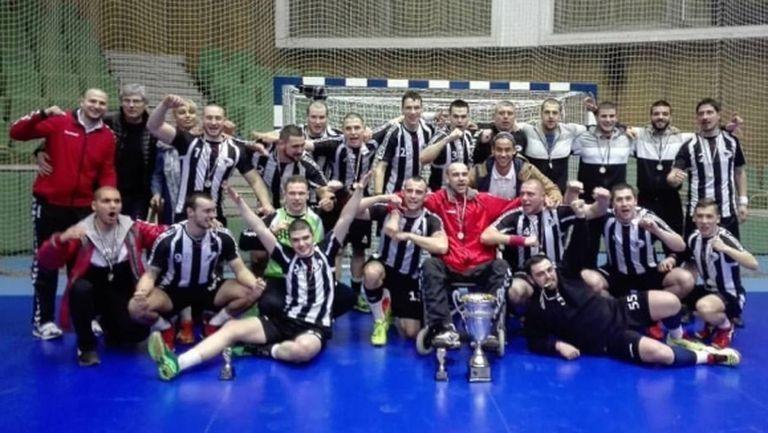 Шампионът стартира защитата на титлата си в Ловеч, вижте програмата на мъжкото хандбално първенство