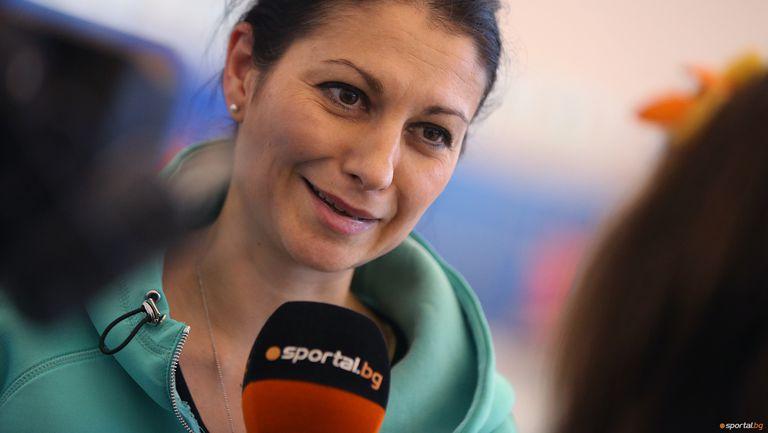 Бранимира Маркова: Много силна млада смяна идва, всички работят отлично