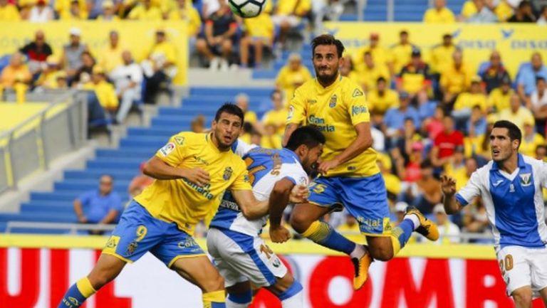 Леганес е сред петте най-добри в Испания