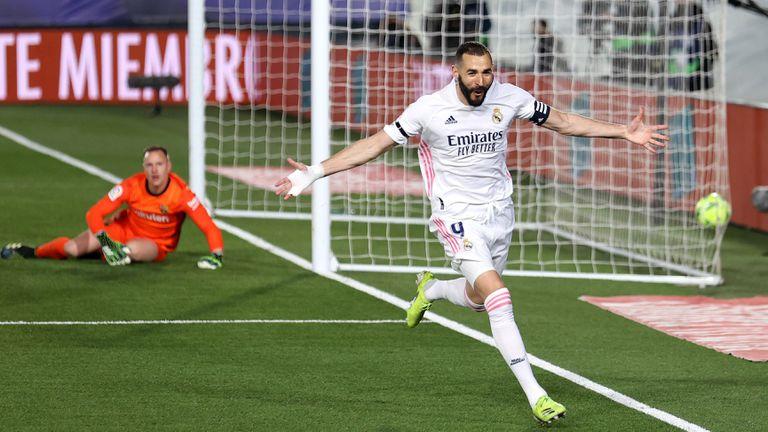 Реал Мадрид с три поредни победи над Барселона за първи път от 1978 година