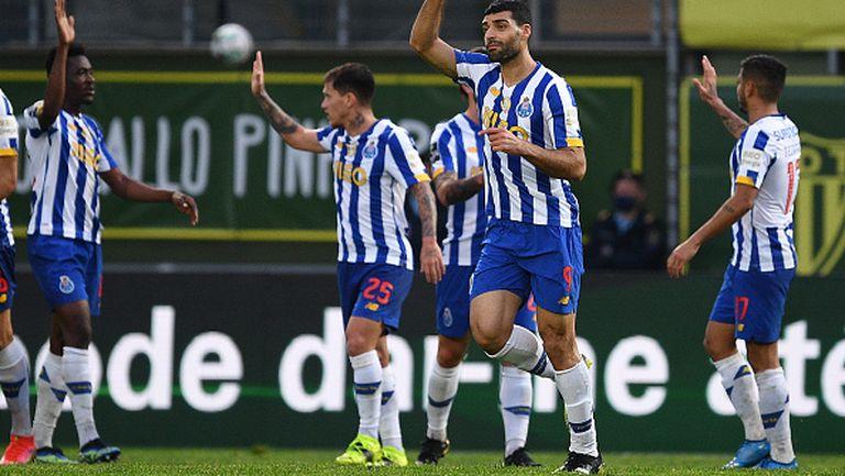 Тондела - Порто 0:2