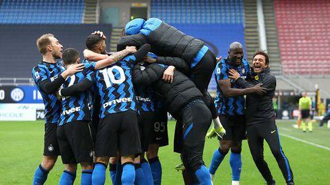 Нова крачка към титлата за Интер