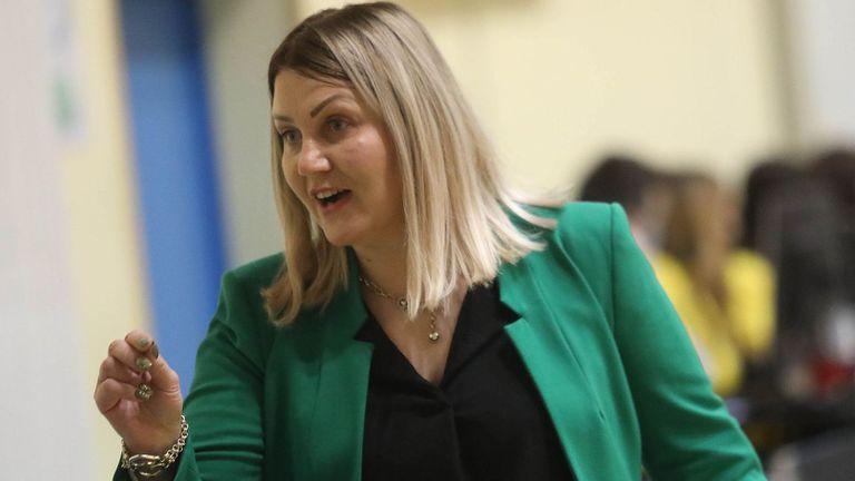 Таня Гатева се връща начело на Берое