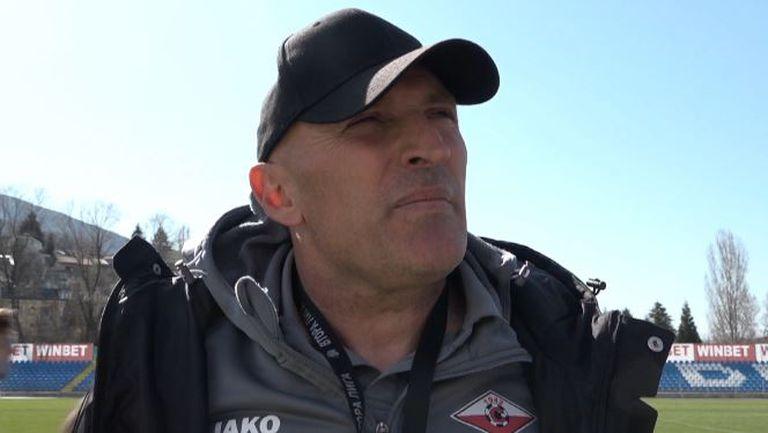 Антон Бачев: Равният резултат е реален
