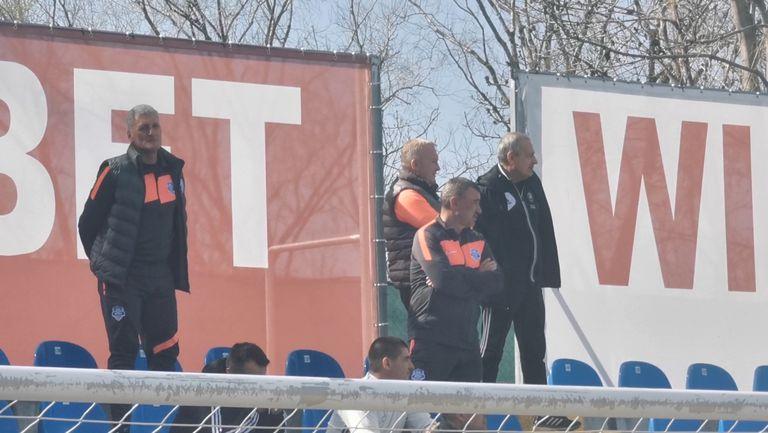 """Ръководството на Арда наблюдава срещата в """"Драгалевци"""""""