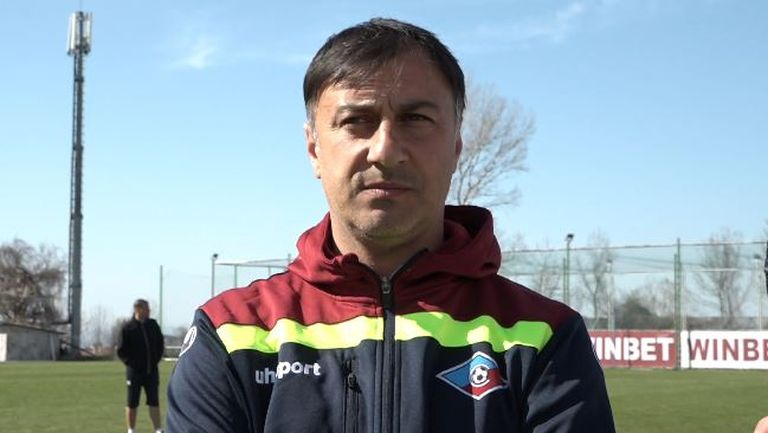 Христо Арангелов: Искам Септември да показва бърз и комбинативен футбол
