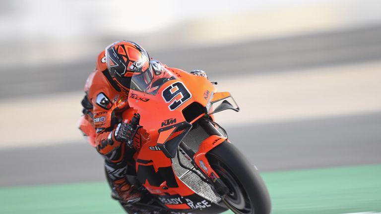 """Данило Петручи е """"твърде голям"""" за мотора на KTMв MotoGP"""