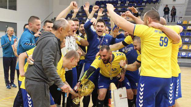 Шумен спечели Купата на България за трети път в историята си
