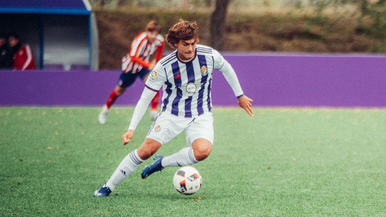 Българин с два гола за юношите на Валядолид срещу Райо Валекано