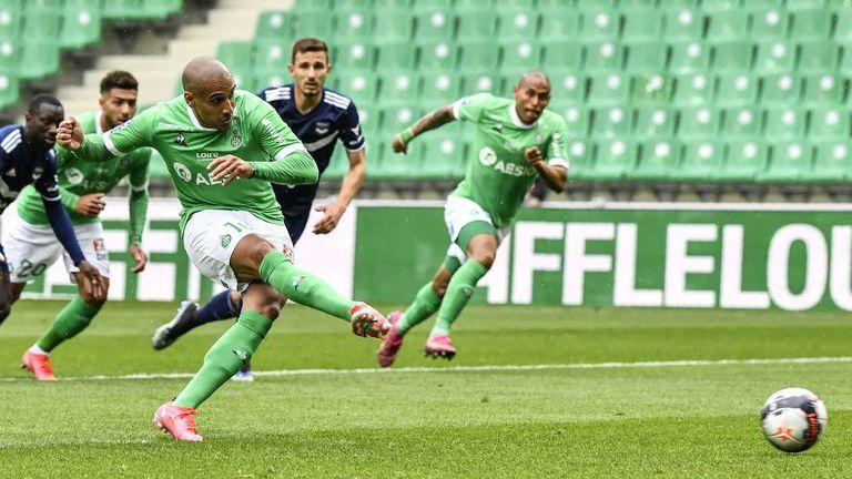 Сент Етиен с убедителна победа над Бордо