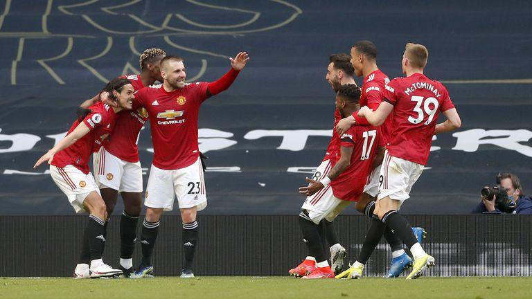 Тотнъм - Манчестър Юнайтед 1:3