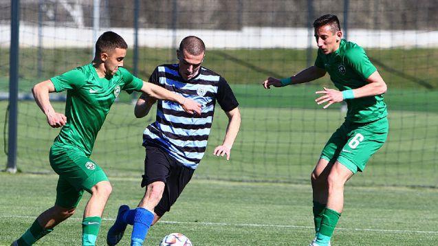 Третият отбор на Лудогорец громи с двуцифрен резултат в Североизточната Трета лига