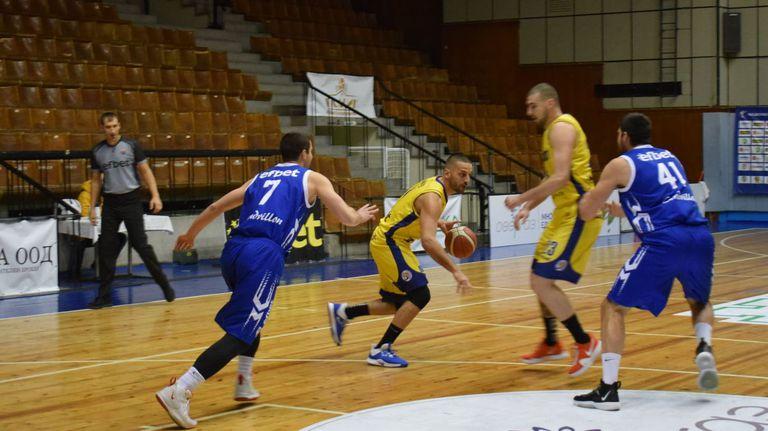 Иван Лилов: Играта ни не беше лоша, а по-скоро без голям заряд