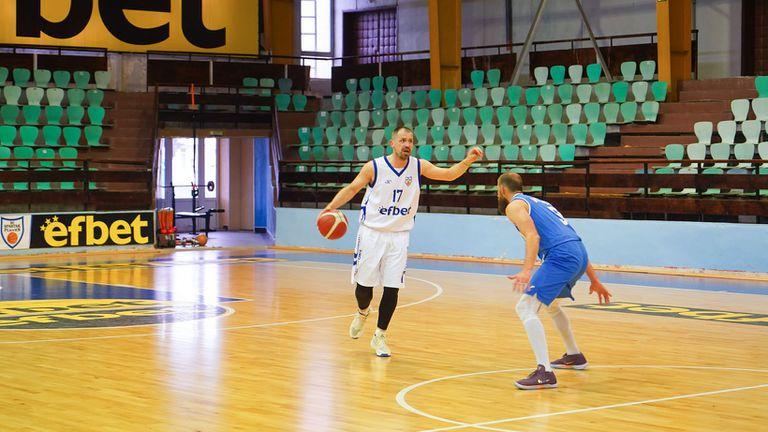 Мартин Маринов: Няма как да съм доволен от загуба, дори в мач без значение