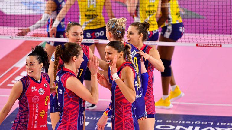 Ели Василева и Скандичи отпаднаха на полуфиналите в Италия след нова загуба от Конеляно (видео)