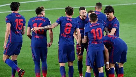 Бетис - Атлетико Мадрид 1:1