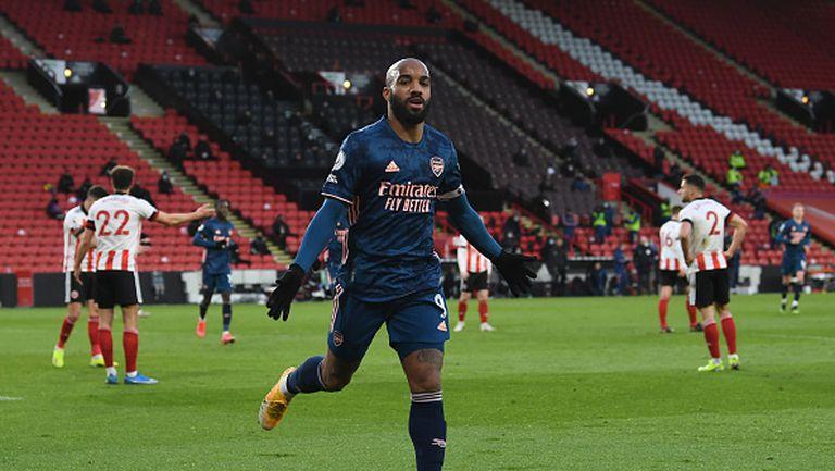 Шефилд Юнайтед - Арсенал 0:3