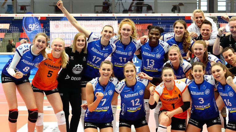 Мира Тодорова и Щутгарт взеха без проблеми финал №1 в Германия