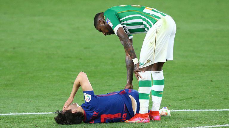 Атлетико загуби нови точки и Жоао Феликс (видео)