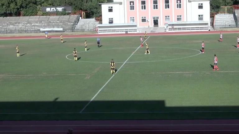 (U15) ОФК Хасково - Ботев (Пловдив) 0:3